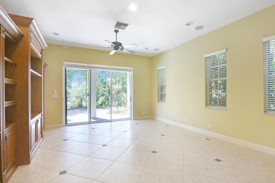Separate Family Room