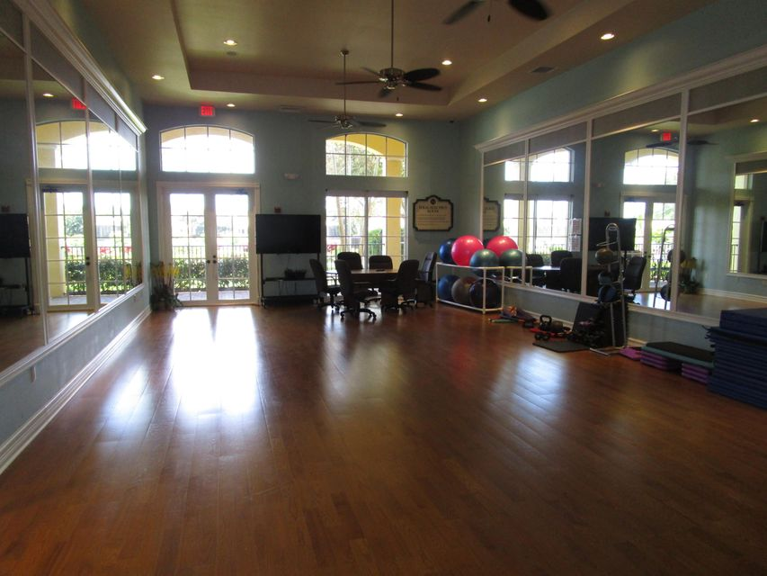 Community Yoga Room