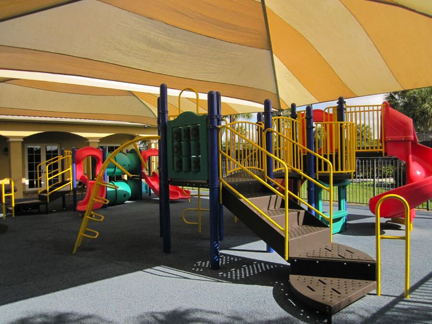 Community Covered Playground