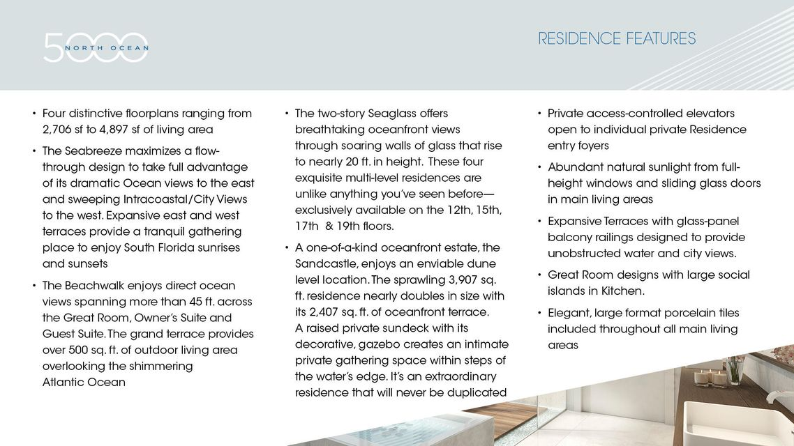 3-Residence Features1