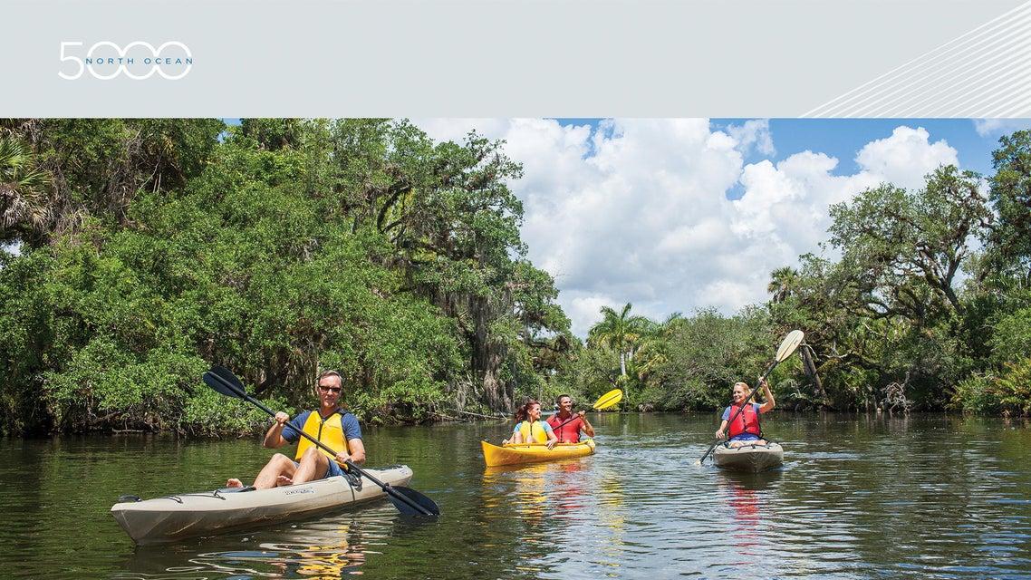 15 - Lifestyle Kayak
