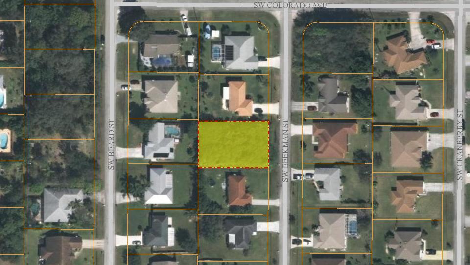 2018 Beekman Street,Port Saint Lucie,Florida 34953,Single family detached,Beekman,RX-10420001