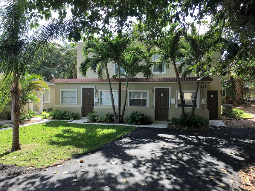 508 57th Street, West Palm Beach, Florida 33407, ,Quadplex,For Sale,57th,RX-10420241