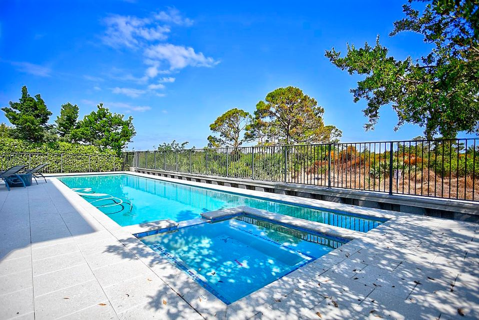 Pool on preserve