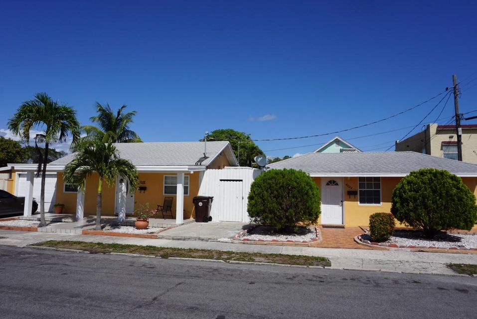 4002 Virginia Terrace, West Palm Beach, Florida 33405, ,Duplex,For Sale,Virginia,RX-10423252