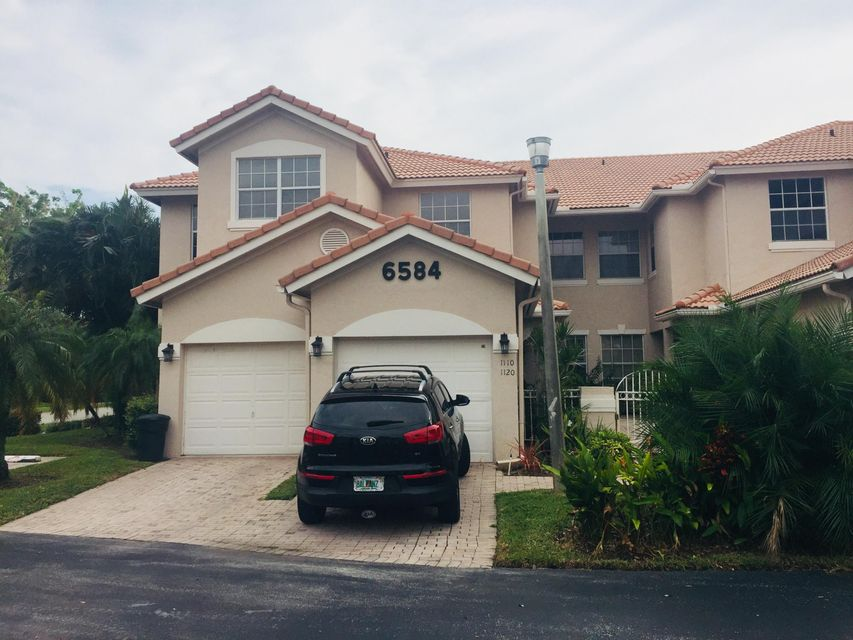 6584  Villa Sonrisa Drive #1110 Boca Raton, FL 33433