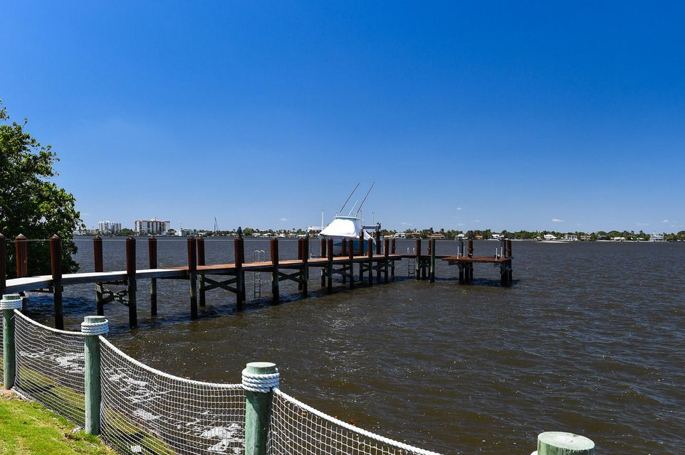 Intracoastal Dock