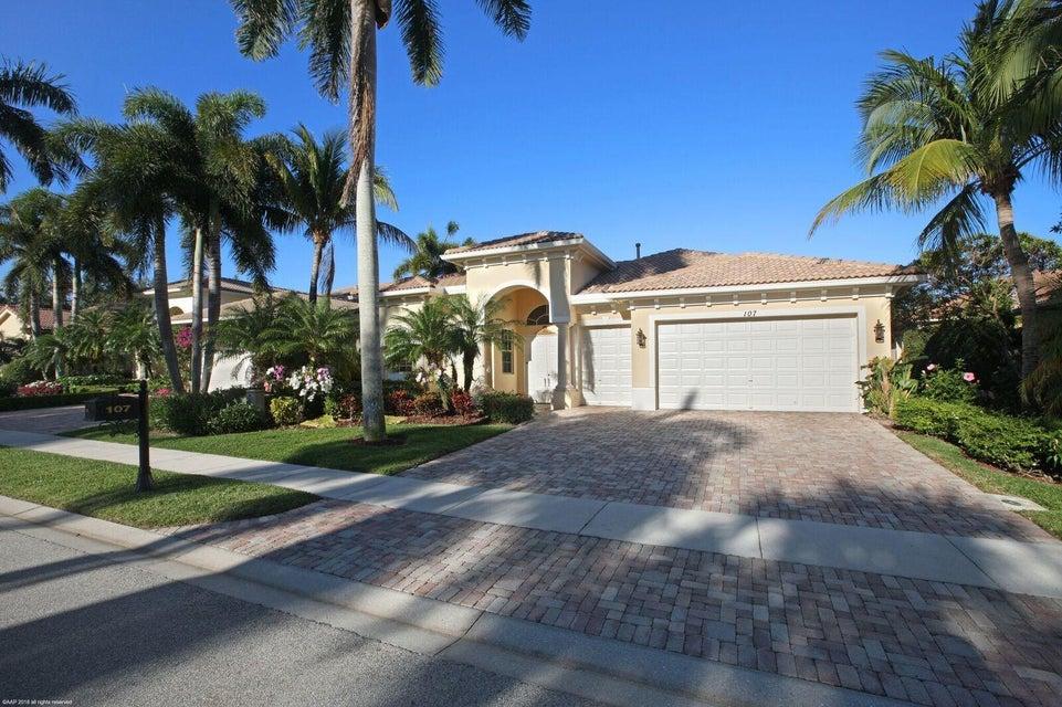 107 Abondance Drive Palm Beach Gardens FL 33410
