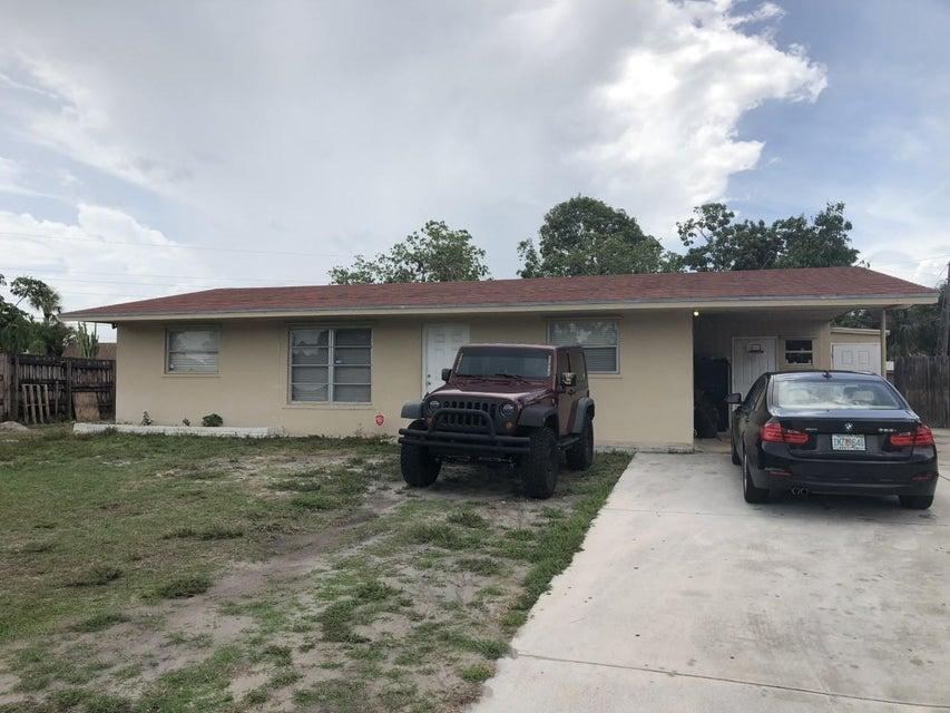 653 Casper Avenue, West Palm Beach, FL 33413