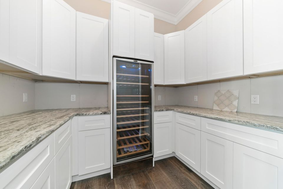 Butlers Pantry w/ Wine Cooler