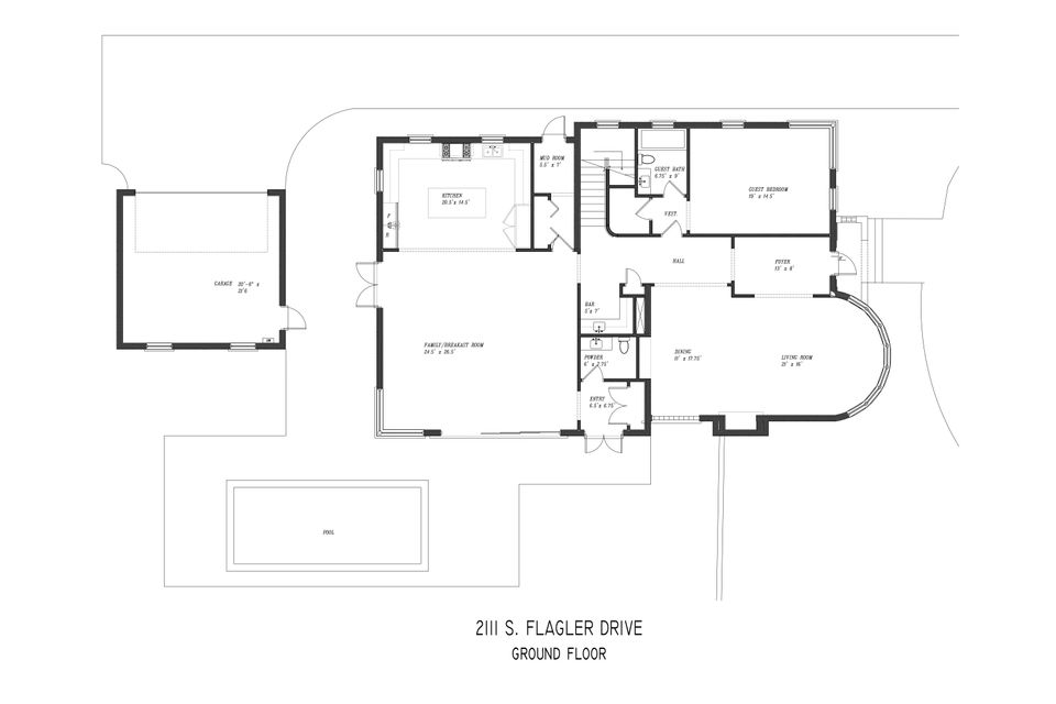 FLAGLER PLAN_ground floor