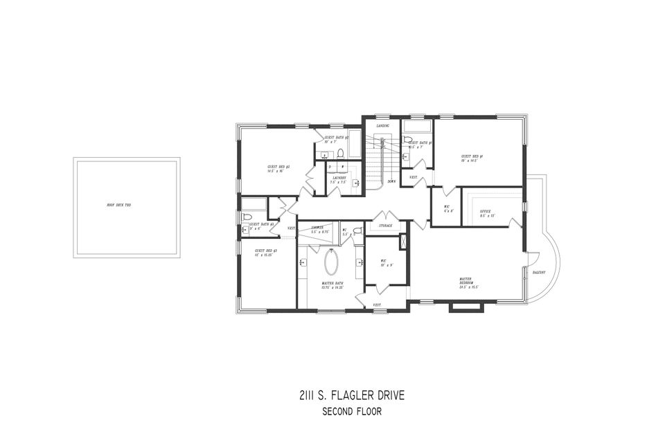 FLAGLER PLANS_2nd floor