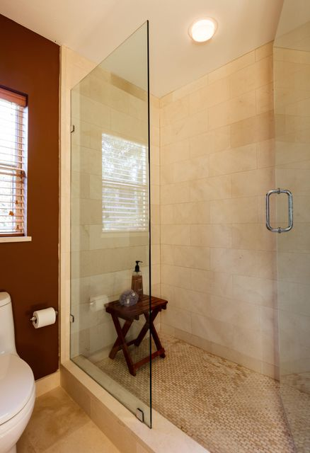 Guest Suite Shower