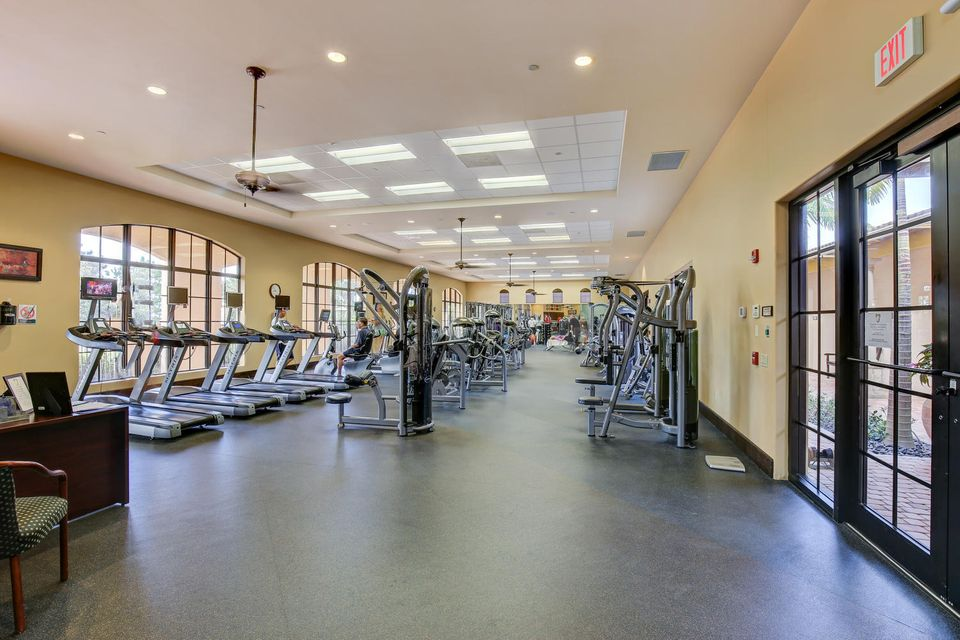 Fitness Center offers many classes
