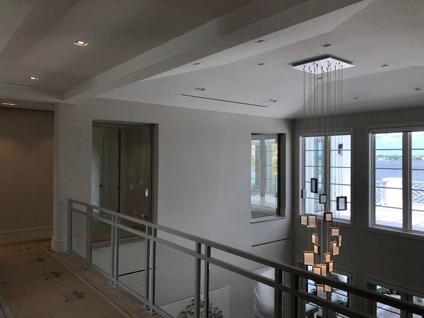 second floor balcony hallway