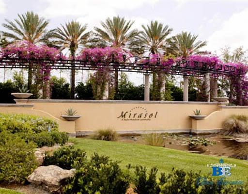 Mirasol Entrance