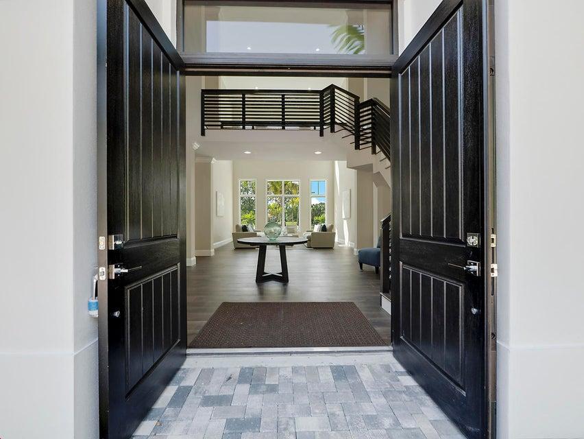 Double Door Entry