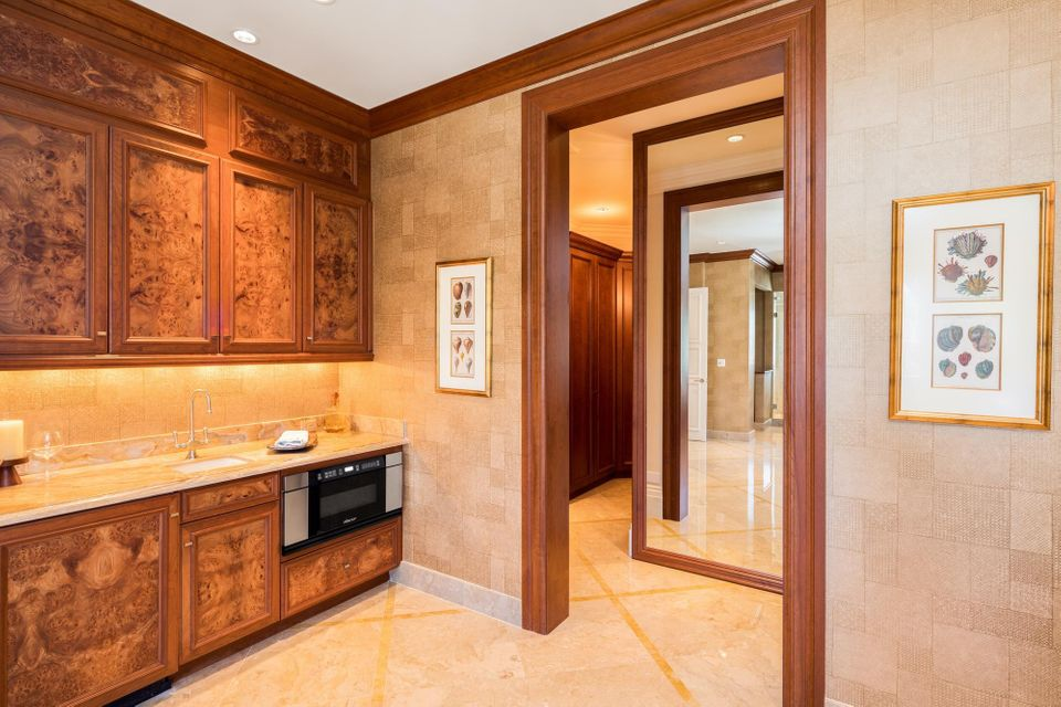 Master Bathroom HIS 1