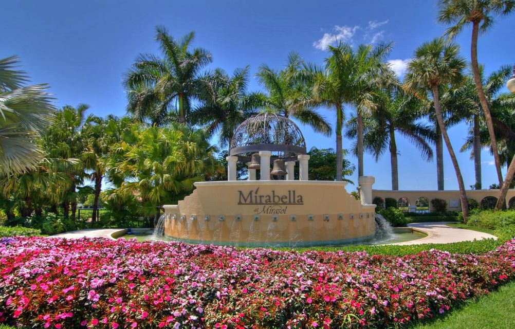 Mirabella Front Sign