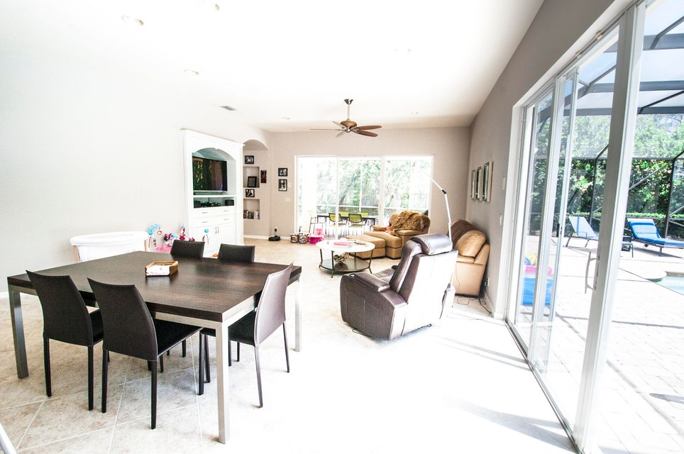 Family Living & Dining Area