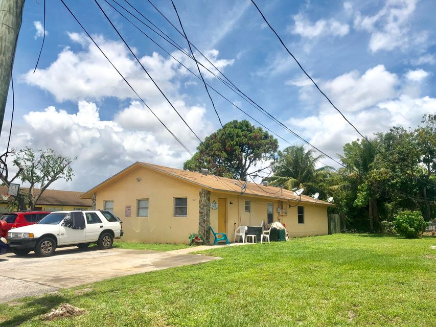 4589 Clemens Street, Lake Worth, Florida 33463, ,Duplex,For Sale,Clemens,RX-10434470