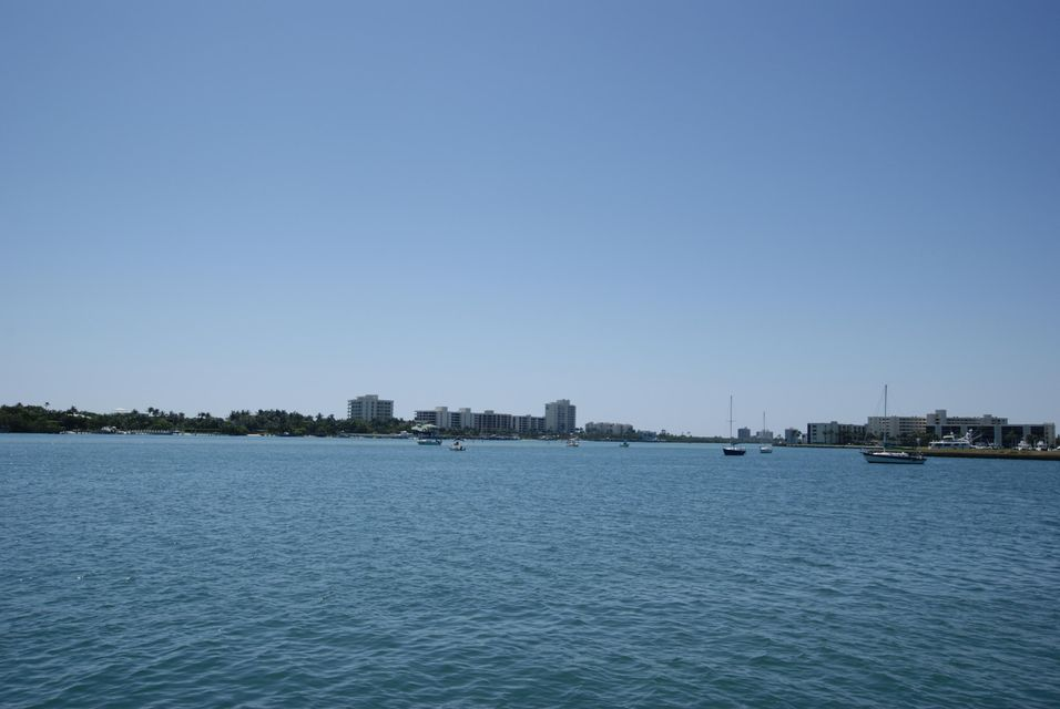 Intra Coastal View from Dock