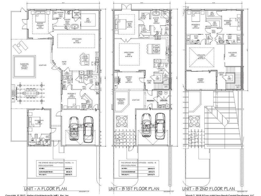 Xxx A1a, Vero Beach, Florida 32963, 3 Bedrooms Bedrooms, ,3.1 BathroomsBathrooms,Townhouse,For Sale,A1a,RX-10436154