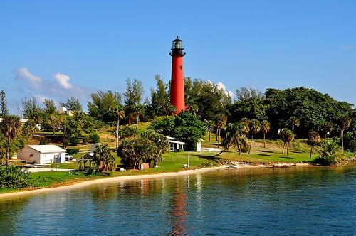 The Historic Jupiter Lighthouse