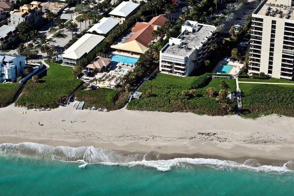 Beach Club Aerial