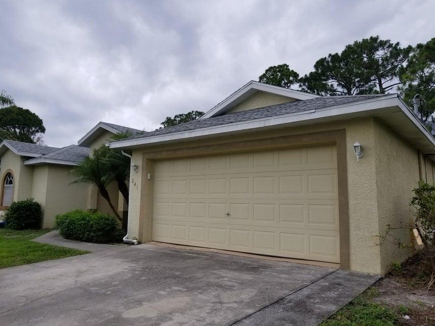 241 Starfish Av Avenue- Port Saint Lucie- Florida 34984, 3 Bedrooms Bedrooms, ,2 BathroomsBathrooms,Single Family,For Rent,Starfish Av,RX-10438327