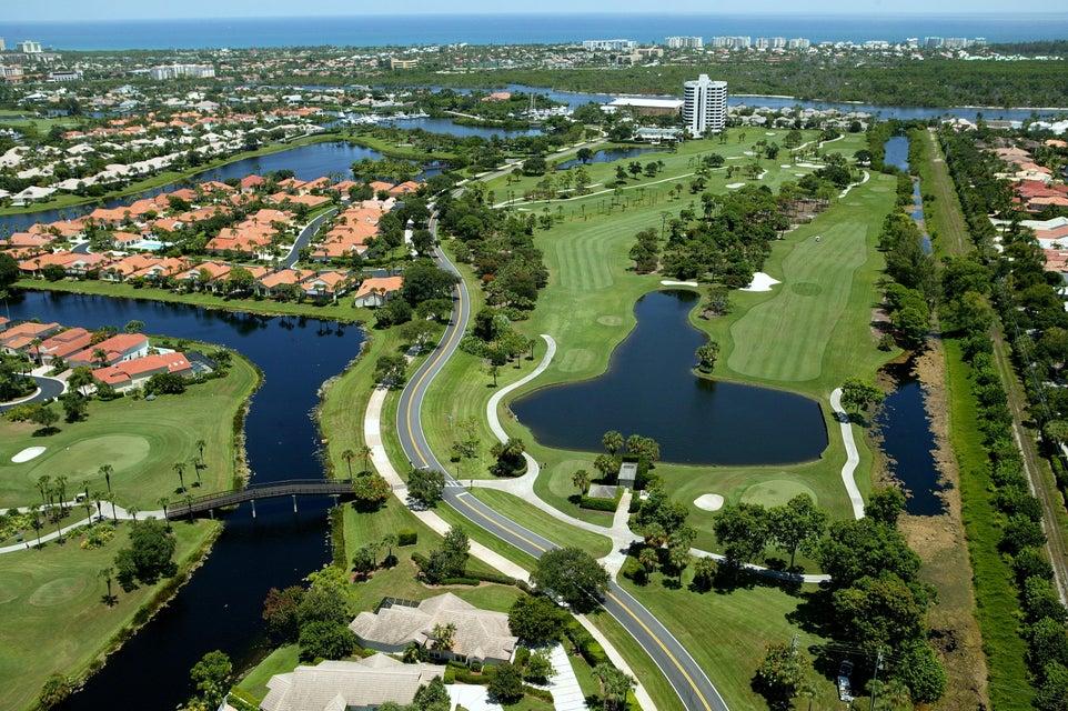 JL Golf course aerial