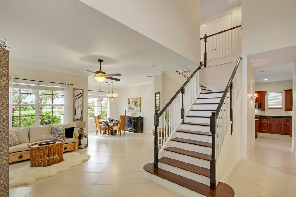 Walk into this Beautiful Foyer