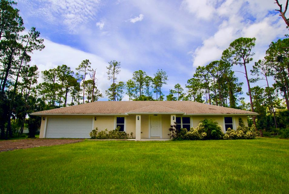 17184 63rd Road- Loxahatchee- Florida 33470, 3 Bedrooms Bedrooms, ,0.1 BathroomBathrooms,Single Family,For Sale,63rd,RX-10439661