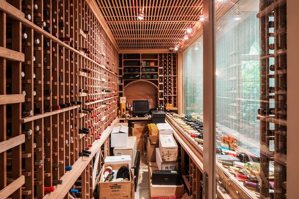 1500 A/C Wine Room