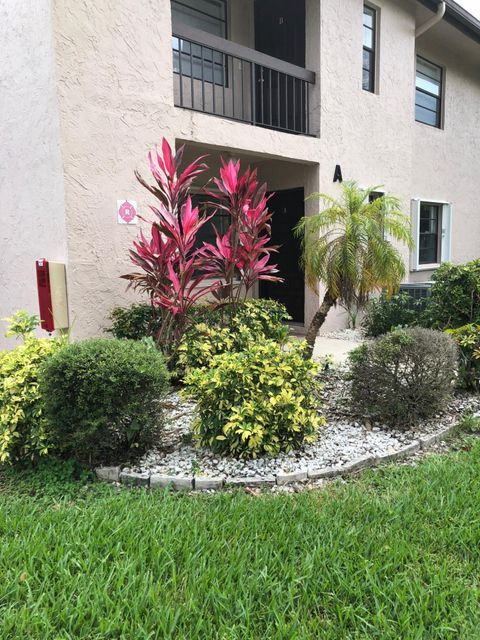 21546 Cypress Hammock Drive #40A Boca Raton, FL 33428