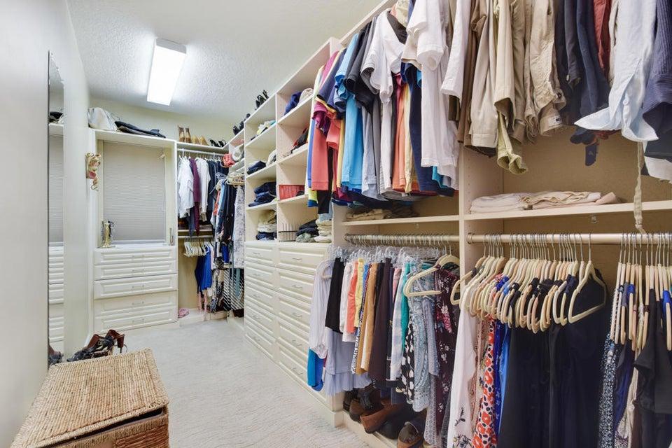 Master Bedroom Custom Closet