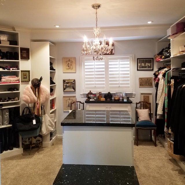 Master Bedroom Large Closet