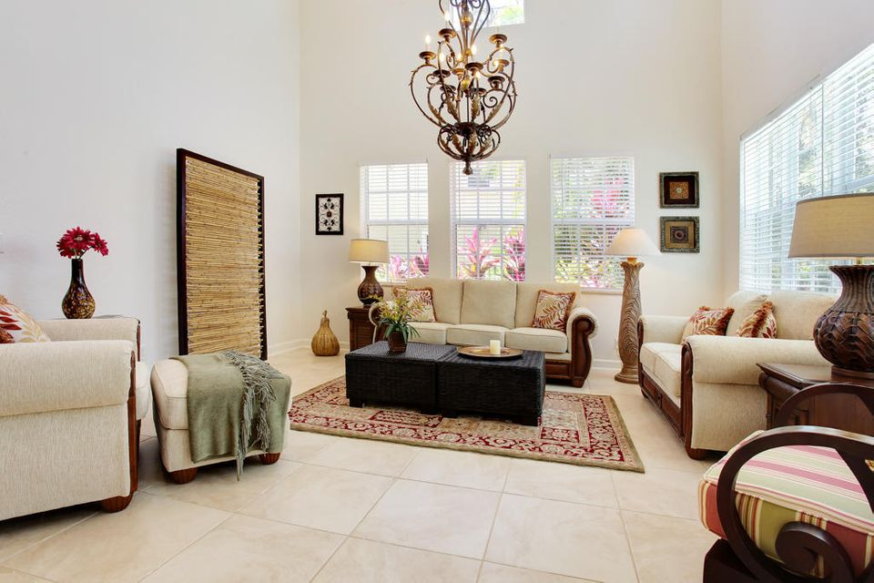 Separate Living Room Area