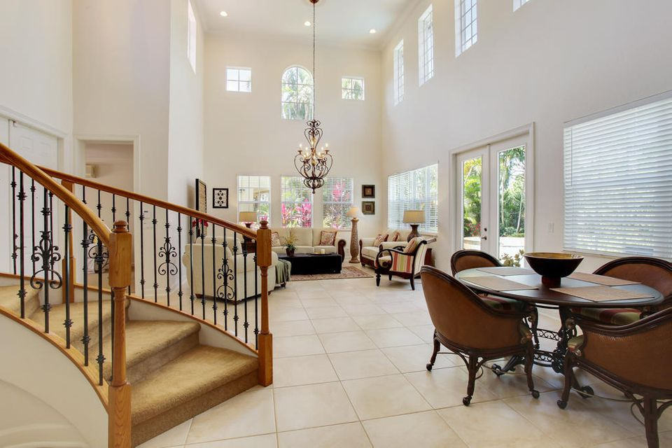 Great Room (Living/Dining Areas)