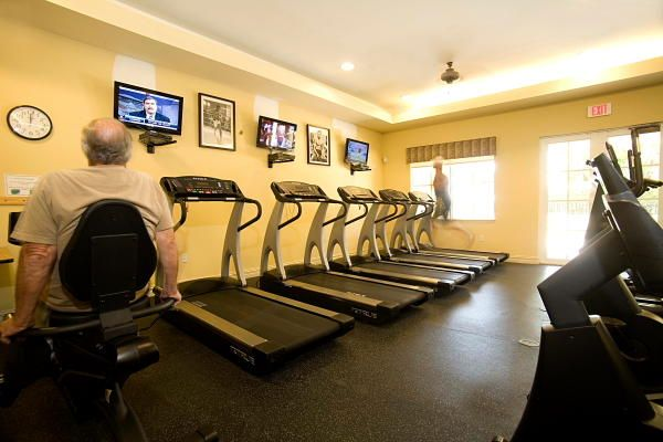 Community Clubhouse Fitness Center