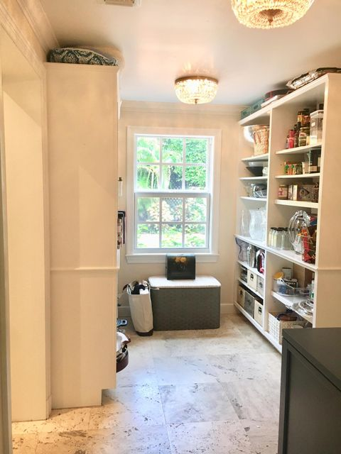 Large Pantry off Kitchen