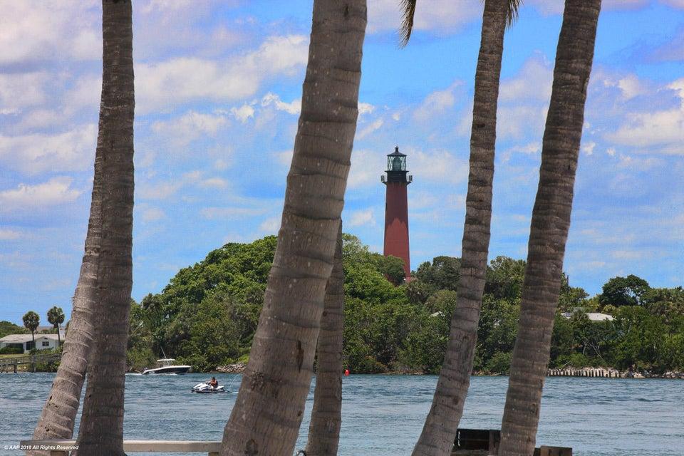 Jupiter Lighthouse Low Shot