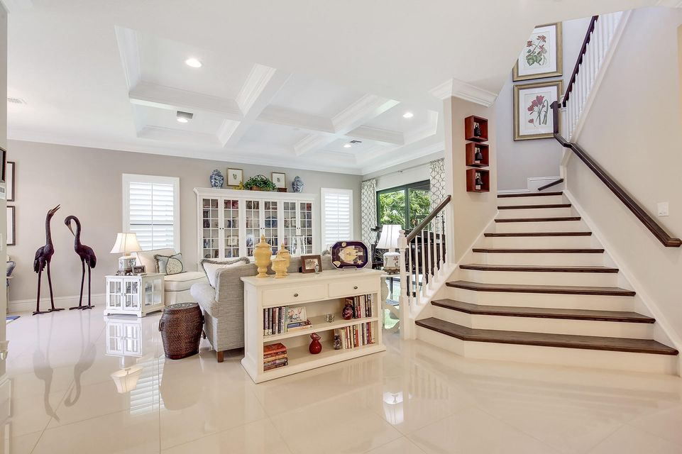 Staircase / Formal Living Room