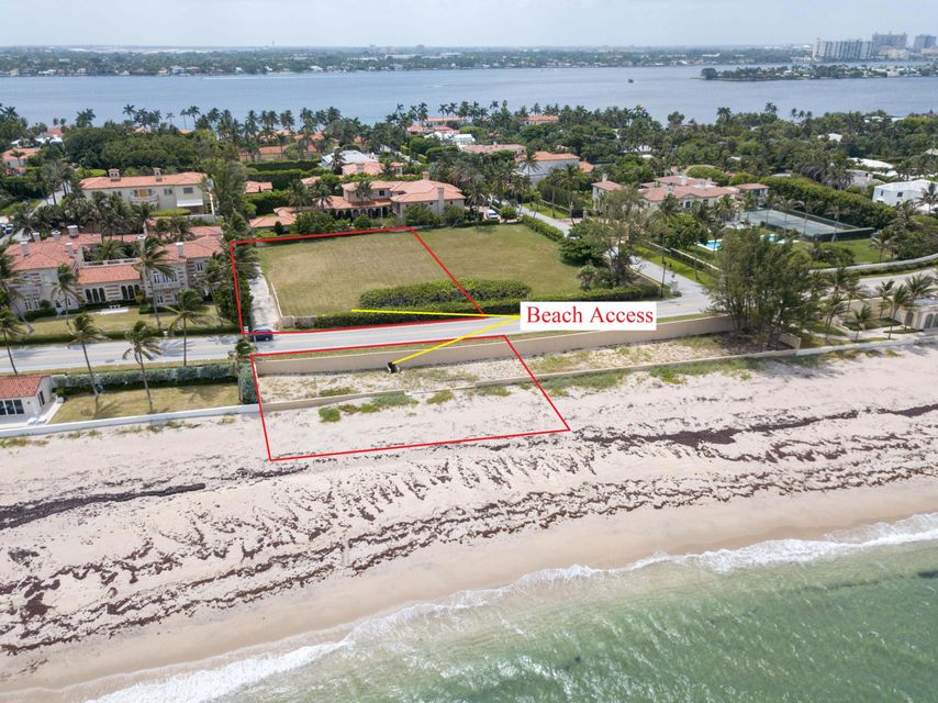 916 Ocean Boulevard, Palm Beach, Florida 33480, ,Land,For Sale,Ocean,RX-10450145