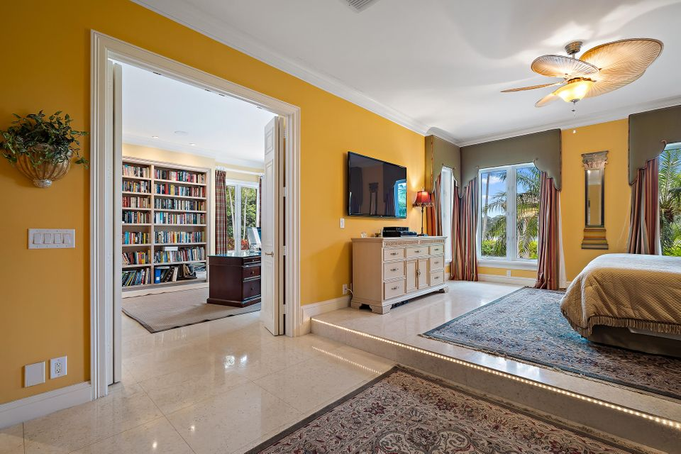 Master Suite and Den/Office