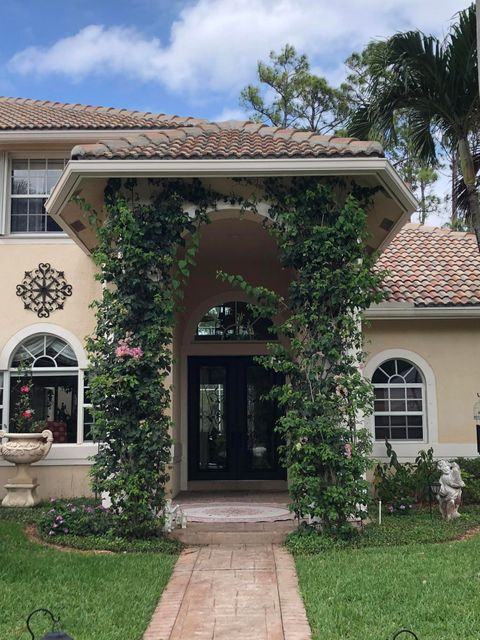 14813 Draft Horse Lane, Wellington, Florida 33414, 6 Bedrooms Bedrooms, ,5 BathroomsBathrooms,Single Family,For Sale,Draft Horse,RX-10450819