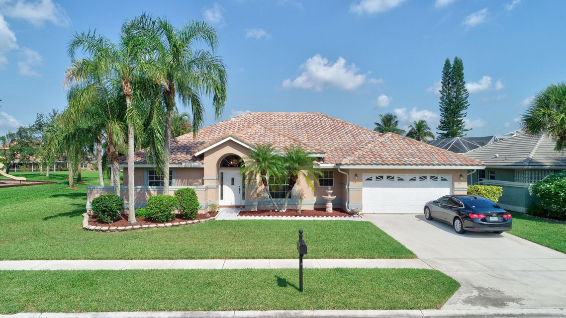 22261 Collington Drive Boca Raton, FL 33428