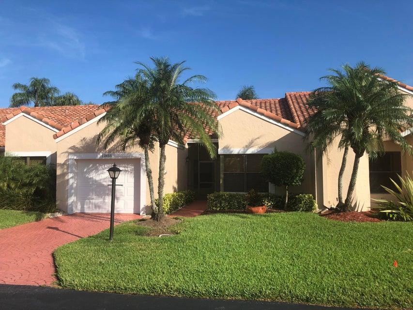 22655 Meridiana Drive Boca Raton, FL 33433