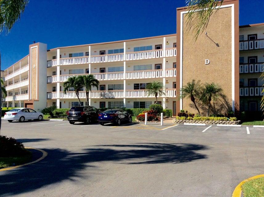 1061 Cornwall D #1061 Boca Raton, FL 33434