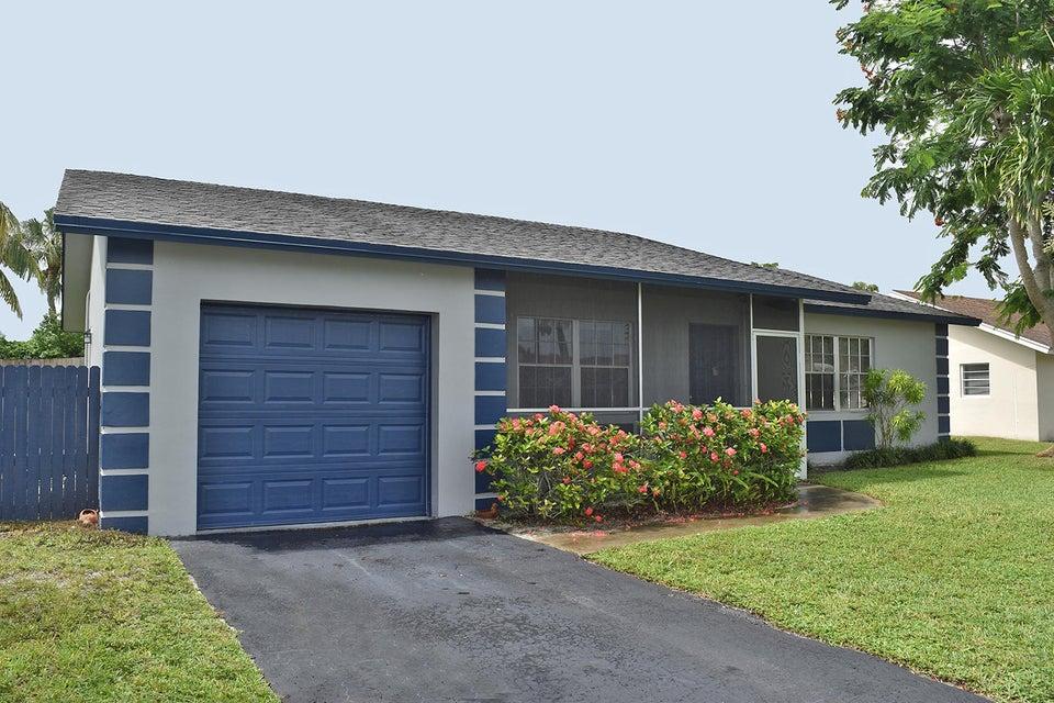 9540 Richmond Circle Boca Raton, FL 33434